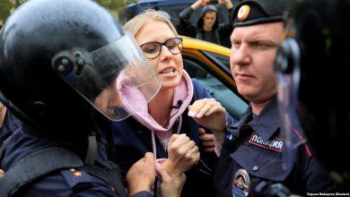 Photo of Силовики заблокировали Любовь Соболь в ее штабе. Вместе с ней – съемочная группа Настоящего Времени