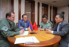 Photo of ՀՀ պաշտպանության նախարարը հանդիպել է ՉԺՀ արտակարգ և լիազոր դեսպանին