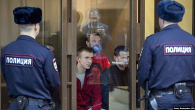 Photo of Суд в Москве отклонил апелляции на арест украинских моряков