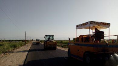 Photo of Սարդարապատ և Նոր Արմավիր համայնքները կապող ճանապարհահատվածում մեկնարկել են ասֆալտապատման աշխատանքները