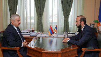Photo of Տեղի է ունեցել ԱՀ և ՀՀ խորհրդարանների ղեկավարների առանձնազրույցը