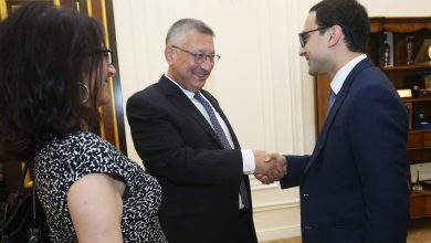 Photo of Вице-премьер РА принял сопредседателя Совета попечителей Армянской Ассамблеи Америки