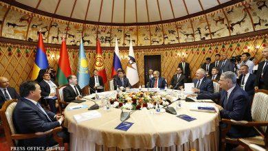 Photo of Премьер-министр в Кыргызстане принял участие в очередном заседании Евразийского межправительственного совета