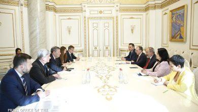 Photo of Վարչապետը և Ուրուգվայի ԱԳ նախարարը քննարկել են համագործակցության զարգացման հարցեր