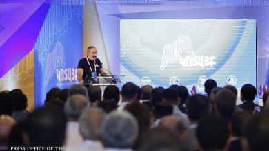 Photo of В Цахкадзоре проходит бизнес-форум «Мой шаг во имя Котайкской области»