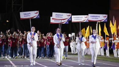 Photo of Никол Пашинян участвует в открытии 7-х Панармянских летних игр
