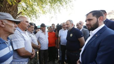 Photo of Վարչապետը հանդիպել է Ամուլսարի հանքի ազդակիր Սարավան և Գորայք համայնքների բնակչությանը