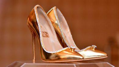 Photo of Ադամանդներ ոտքերիս ու ոսկեղեն ոտքիս տակ… աշխարհի ամենաթանկարժեք կոշիկները