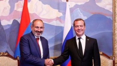 Photo of Сегодня состоялась встреча премьер-министра РА Никола Пашиняна с председателем правительства РФ Дмитрием Медведевым.