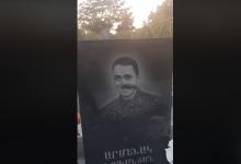 Photo of Ապրիլյան պատերազմի հերոսների գերեզմաններում ինչ-որ ծես են արել. օգտատերերը զայրացած են