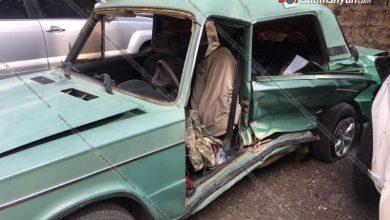 Photo of Ավտովթար Սյունիքի մարզում. բախվել են Lexus-ն ու «06»-ը. 5 վիրավորներից 2-ը ՀՀ ՊՆ պայմանագրային զինծառայողներ են