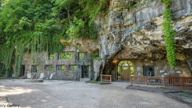 Photo of Самая роскошная пещера в мире продается за $2 000 000. Вот какая она внутри