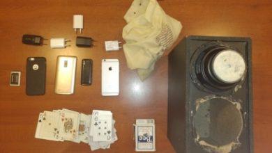 Photo of Խուզարկությունների արդյունքում «Արթիկ», «Նուբարաշեն», «Կոշ», «Դատապարտյալների հիվանդանոց» քրեակատարողական հիմնարկներում հայտնաբերվել է 16 բջջային հեռախոս