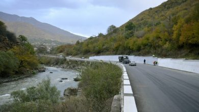 Photo of В Армении автодороги проходимы: автодорога Ванадзор-Алаверди-Баграташен закрыта для грузовых автомобилей