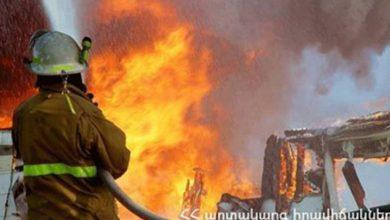 Photo of Նորաշենիկ գյուղի վերջնամասում բռնկված հրդեհը մեկուսացվել է