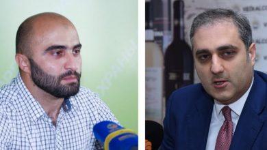 Photo of Արթուր Գրիգորյանն ու Հայկ Մարտիրոսյանը բացատրություն են տվել, նրանք կոռուպցիոն տեղեկատվության չեն տիրապետում. Դատախազություն