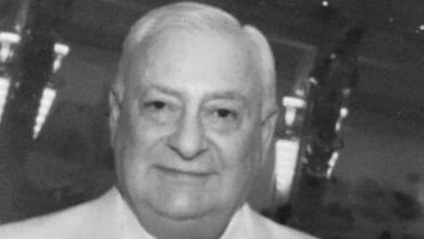 Photo of Մահացել է Հայաստանի ազգային օլիմպիական կոմիտեի հիմնադիր նախագահ Ռուբեն Հակոբյանը