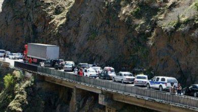 Photo of В Верхнем Ларсе введены ограничения: на российской стороне растянулась километровая автомобильная очередь