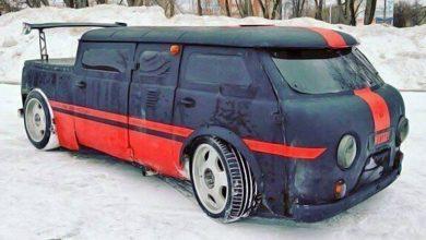 Photo of Ձեռակերտ «գլուխգործոցներ», որոնց կարելի է հանդիպել Ռուսաստանի փողոցներում