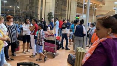Photo of Около 55 пассажиров из Армении более 10 часов находятся в аэропорту Шарм-эль-Шейха