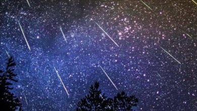 Photo of Звездопад Персеиды над небом Бюракана