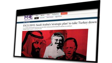 Photo of Գաղտնի զեկույց. «Սաուդցիները նպատակ ունեն Էրդողանին իշխանազրկել»
