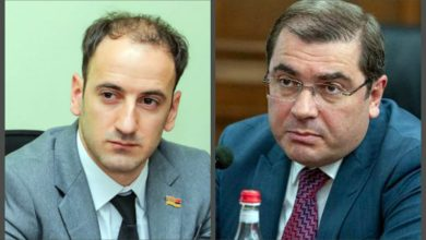 Photo of «Дорогой г-н Давид Ананян, что значит «многослойный и морщинистый вопрос»», — депутат Парламента председателю КГД
