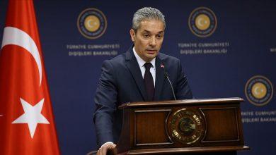 Photo of Թուրքիայի ԱԳՆ-ի խոսնակը սպառնացել է ԱՄՆ-ին