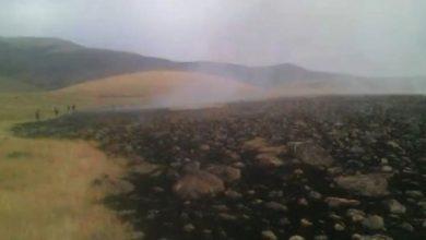 Photo of Արայի լեռան ստորոտում հրդեհաշիջման աշխատանքները շարունակվում են