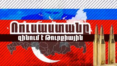 Photo of Ռուսաստանը զինում է Թուրքիային