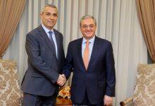 Photo of Արցախի Հանրապետության և Հայաստանի Հանրապետության ԱԳ նախարարների հանդիպումը