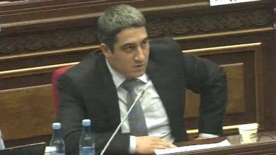 Photo of ԱԺ-ն դադարեցրեց «Իմ քայլի» ցուցակով ընտրված պատգամավոր Էդգար Առաքելյանի լիազորությունները