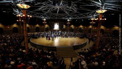 Photo of «Господь даровал нам Мансуряна и через него свою божественную музыку»; в Гюмри завершился цикл концертов «Мансурян-80»