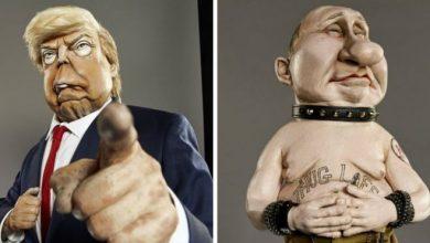 Photo of Британский аналог шоу «Куклы» вернется на экраны. У куклы Путина татуировка на животе