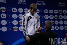 Photo of Գևորգ Ալեքսանյանը` Արթուր Ալեքսանյանի վնասվածքի մասին. «Արթուրը շատ էր ուզում գոտեմարտել, բայց մարզիչներով որոշեցինք, որ չպետք է խորացնել վնասվածքը»