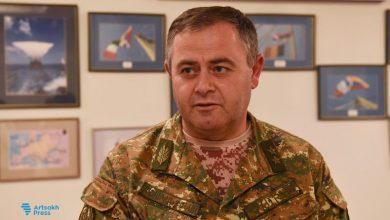 Photo of Я оцениваю ситуацию как стабильно спокойную. Глава Генштаба ВС Армении