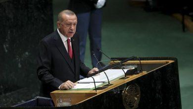 Photo of Էրդողանը ՄԱԿ-ում ունեցած ելույթի ընթացքում անդրադարձել է Արցախի խնդրին