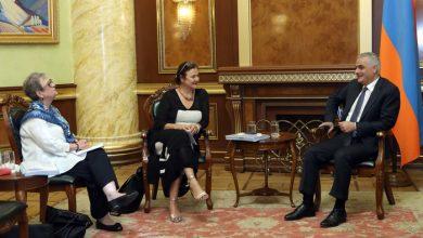 Photo of Կատարինա Մատերնովան վերահաստատել է ԵՄ պատրաստակամությունն ավելի ակտիվացնելու աջակցությունը ՀՀ կառավարությանը