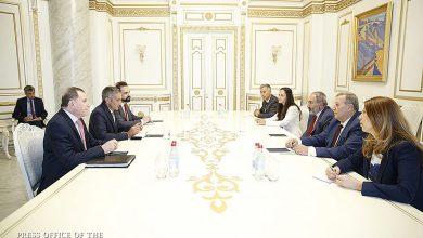 Photo of Премьер-министр принял возглавляемую вице-президентом компанию Boeing делегацию