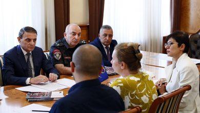 Photo of Եվրոպայի Խորհրդի պատվիրակության ներկայացուցիչները ՀՀ ոստիկանությունում