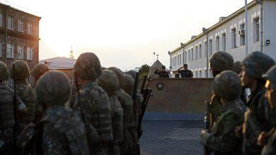Photo of Դիրքեր է մեկնել ոստիկանության զորքերի հերթական հերթափոխը