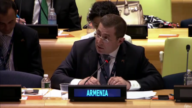 Photo of Հայաստանը ներկայացրեց ՄԱԿ-ի Մարդու իրավունքների խորհրդի իր թեկնածության առաջնայնությունները