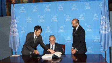 Photo of Զոհրաբ Մնացականյանը 3 փաստաթուղթ է ստորագրել