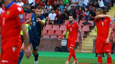 Photo of Հայաստանի հավաքականն առաջին խաղակեսից հետո ոչ-ոքի է խաղում Բոսնիա և Հերցեգովինայի հետ. ուղիղ