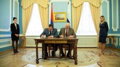Photo of ՀՀ քննչական կոմիտեի նախագահն  աշխատանքային հանդիպում է ունեցել ՌԴ Քննչական կոմիտեի նախագահի հետ