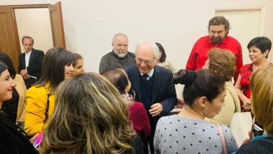 Photo of Հայաստանի պետական կամերային երգչախումբը Մանսուրյանին նվիրված համերգով հանդես է եկել Արցախում