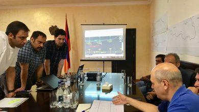 Photo of Ներկայացվել են Բագրատաշենի անցակետի նոր կամրջի երկրաչափական տվյալները