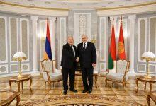 Photo of Հայաստանը վստահորեն քայլում է պետականության ամրապնդման ճանապարհով. Բելառուսի նախագահ Ալեքսանդր Լուկաշենկոն շնորհավորել է նախագահ Արմեն Սարգսյանին