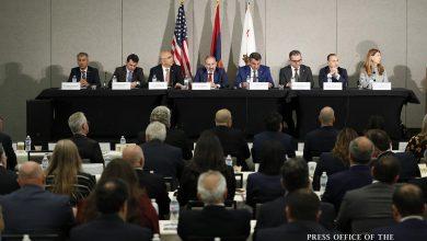 Photo of «Հայաստանը հիանալի հնարավորություն է ընձեռում ներդրողներին ՏՏ, զբոսաշրջության, գյուղատնտեսության, արդյունաբերության, էներգետիկայի ոլորտներում». վարչապետը մասնակցել է Հայաստան-Լոս Անջելես բիզնես ֆորումին