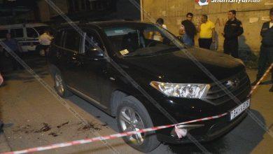 Photo of Մարտաֆիլմ հիշեցնող կրակոցներ Երևանում. ինքնաձիգից կրակոցներ են արձակվել Toyota-ի վրա, կա 2 վիրավոր